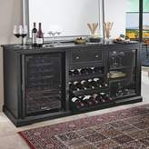 Bed Bath & Beyond Wine Enthusiast® Siena Wine Credenza in Nero