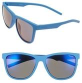 Men's Polaroid Eyewear 6014/s 56Mm Polarized Sunglasses - Blue
