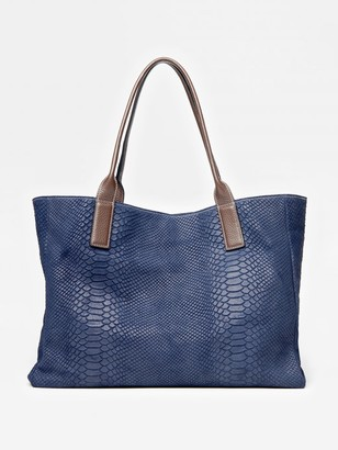 J.Mclaughlin Brie Bag in Python