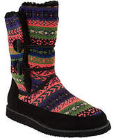 Cuddl Duds As Is Foldover Boots with Faux Fur Lining - Lindsey
