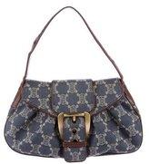 Celine Denim Handle Bag