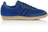 adidas Women's Women's Samba Sneakers-BLUE