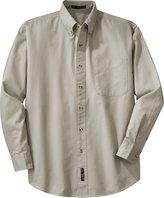 Port Authority Men's Tall Long Sleeve Twill Shirt - TLS600T 3XLT