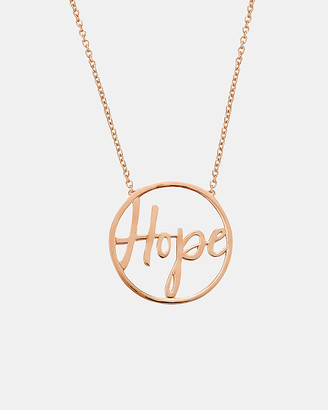 Secret Sisterhood - Women's Gold Necklaces - Hope Necklace - Size One Size at The Iconic