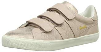 Gola Women's Orchid Shimmer Velcro Trainers, Pink (BLUSH PINK LK), (40 EU)