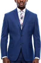 COLLECTION Collection by Michael Strahan Classic Fit Dots Sport Coat