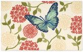 "Nourison Enhance Butterfly 20"" x 32"" Accent Rug"
