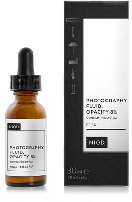NIOD Photography Fluid Tan Opacity 8% 30Ml
