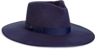 LACK OF COLOR Rancher Wool Fedora