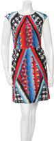 Peter Pilotto Printed Sheath Dress