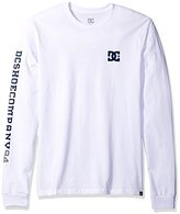 DC Men's Awarded 94 Long Sleeve Screen Tee