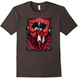 Marvel Scarlet Witch Thorns Graphic T-Shirt