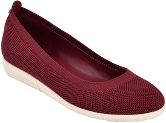 Bandolino Slip-On Fabric Flats - Umma