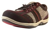 Easy Street Shoes Emma Round Toe Leather Walking Shoe.