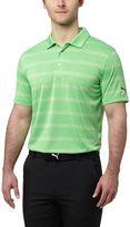 Puma Pounce Stripe Golf Polo Top