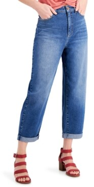 Style&Co. Style & Co Balloon Jeans, Created for Macy's