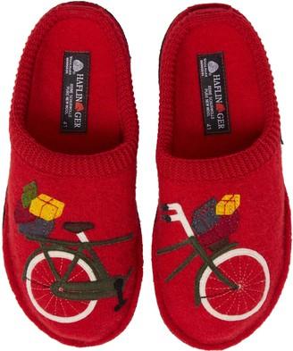 Haflinger Bicycle Slipper