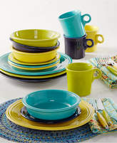 Fiesta Macy's Exclusive! Mixed Cool Colors 16-Piece Set, Service for 4