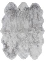 Ecarpetgallery Luxurious Sheepskin Handmade Wool Rug