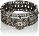 Carole Shashona Women's Wanderlust Protection Eye Bracelet Set