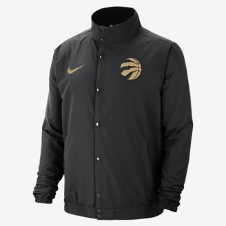 Nike Men's NBA Jacket Raptors City Edition