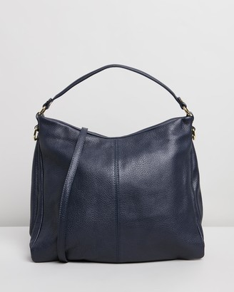 Bee Women's Navy Leather bags - Kemble - Size One Size at The Iconic