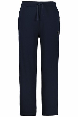 JP 1880 Men's Big & Tall JP Logo Elastic Waist Sweat Pants Navy X-Large 702635 70-XL