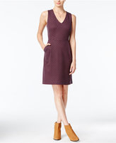 Maison Jules V-Neck Shift Dress, Only at Macy's