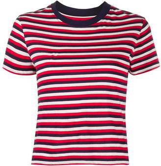 Tommy Jeans striped short sleeved T-shirt