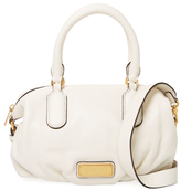 Marc by Marc Jacobs New Q Legend Small Leather Satchel