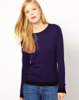 Whistles Adele Color Block Sweater