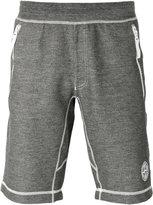 Stone Island track shorts - men - Cotton/Polyester - L