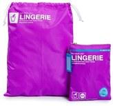 Flight 001 'Go Clean' Lingerie Travel Bag - Purple