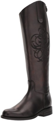 Frye Women's Riding Back Zip