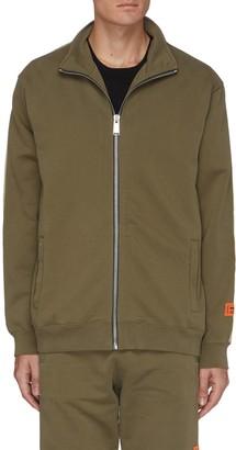 Heron Preston Side tape track jacket