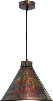 Kenroy Home Cuprum 1-Light Pendant Lamp