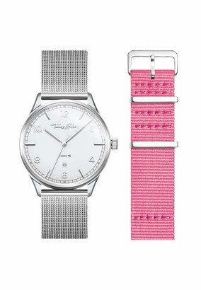 Thomas Sabo Unisex Adult Analogue Quartz Watch with Stainless Steel Strap LOOK19_02_002