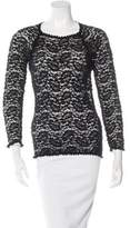 Etoile Isabel Marant Lace Textured Top