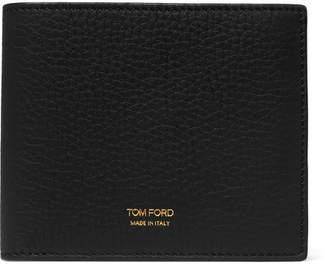 Tom Ford Full-grain Leather Billfold Wallet - Black