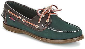 Sebago VICTORY women's Boat Shoes in multicolour