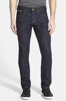 PRPS Men's 'Demon' Slim Straight Leg Selvedge Jeans
