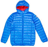 Guess Packable Hooded Down Puffer Jacket
