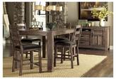Progressive Boulder Creek Counter Dining Table - Pecan Veneer
