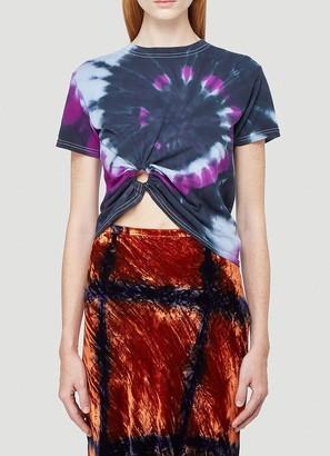 Collina Strada Tie Dye Ring T-Shirt
