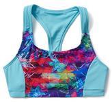 Athleta Girl Tropical Floral Bikini Top