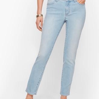 Talbots Slim Ankle Jeans - Skillman Wash