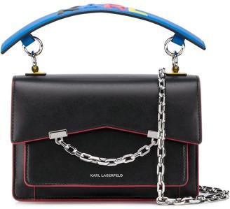 Karl Lagerfeld Paris Chain Shoulder Bag
