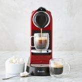 Breville Nespresso by CitiZ Espresso Machine, Red