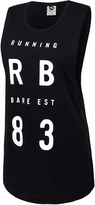 Running Bare Fashion Edit Muscle Tank