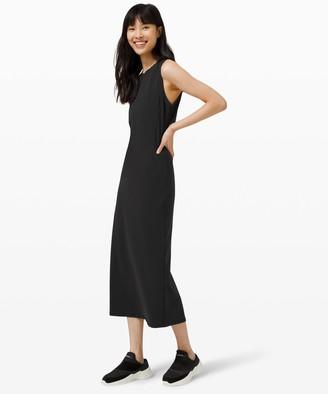 Lululemon All Aligned Midi Dress